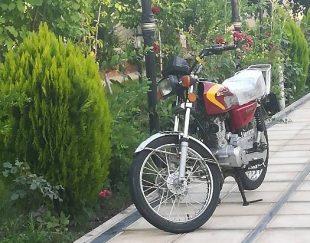 موتور  سالم سالم  فوری فوری   ۱۵۰cc مدرک  کامل سند داره  بیمه داره