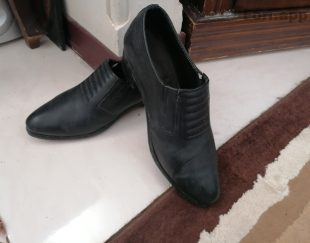 کفش قیصری تمام چرم سایز ۴۳