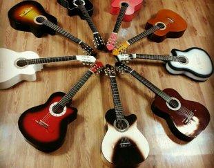فروش انواع گیتار