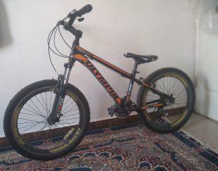 ۲عدد دوچرخه درحد نو