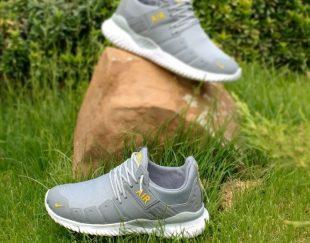👟کفش مردانه Nike مدل Air 2021(طوسی زرد)