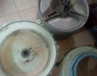 تعمیر انواع ماشین لباسشویی وظرفشویی حتی درمنزل