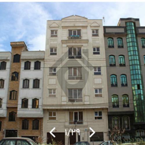 فروش ۵ طبقه آپارتمان به صورت یکجا – تهران شهرک غرب