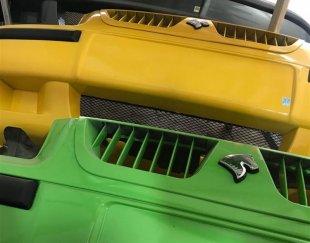 قطعات رنگی خودرو