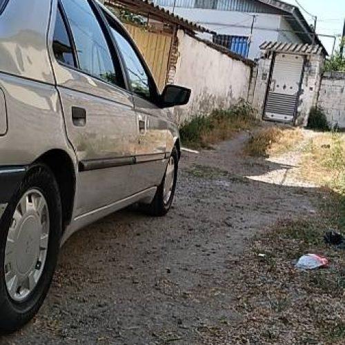 پژو ۴۰۵ مدل ۸۴