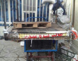 گاری میوه فروشی