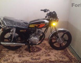 موتور سیکلت احسان ۲۰۰ فول اسپرت ریموت دار