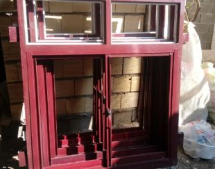 پنجره آلمینیومی