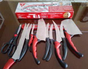 سرویس چاقو