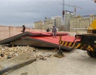 سقف شیروانی (نوین پوشش )