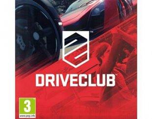 بازی DRIVE CLUB
