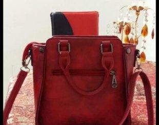 کیف چرم اصل مارک HASEL