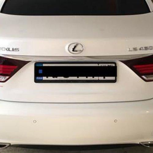 لکسوس، LS مدل ۲۰۱۳