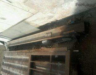 تیرآهن ۱۸ Hبلژیکی به طول ۵۰۳متر دوبل شده