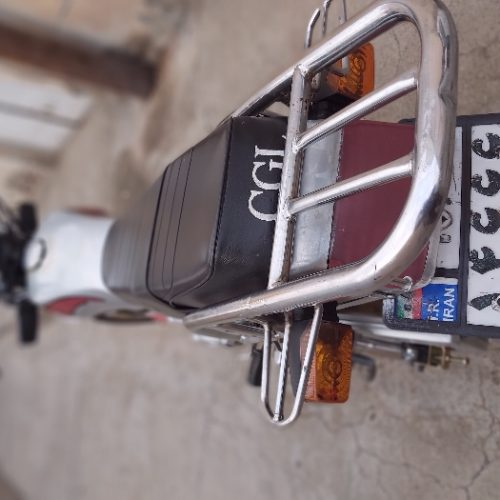 فروش موتور سیکلت سی جی ال مرتب