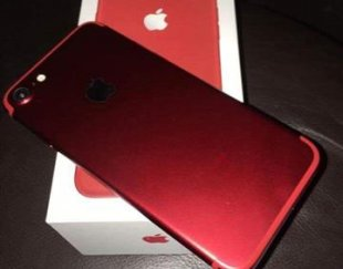 گوشی iphone 7 red 128 GIG