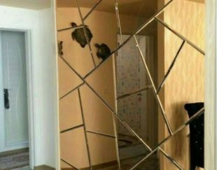 آینه کاری پازل دکوراتیو