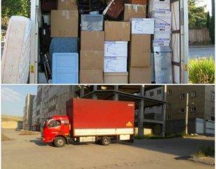 خدمات حمل نقل اسباب کشی منزل به تمام نقاط کشور