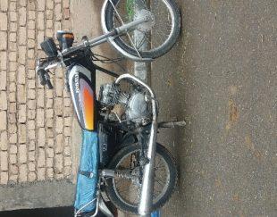 موتور هوندا ۱۲۵ CDI
