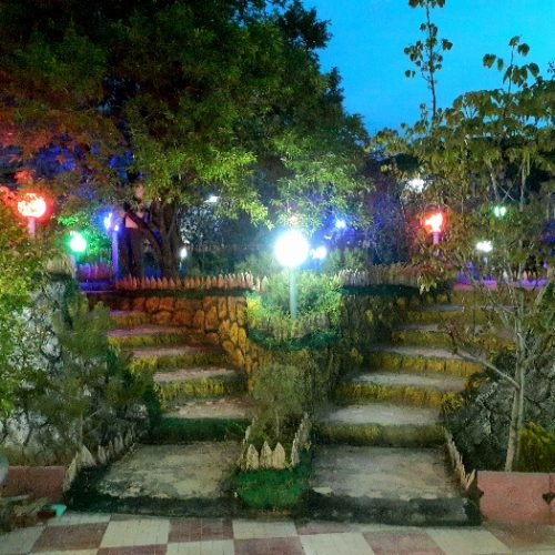 باغ ویلای لوکس در اسفهلان