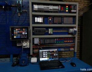 خدمات برق صنعتی -برنامه نویسی PLC