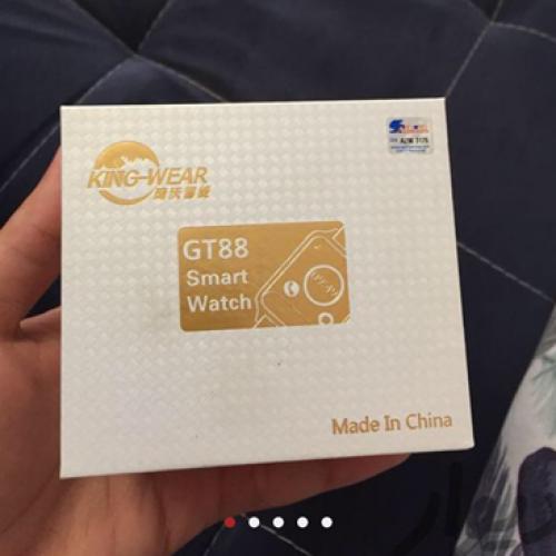 ساعت هوشمند king wear gt88