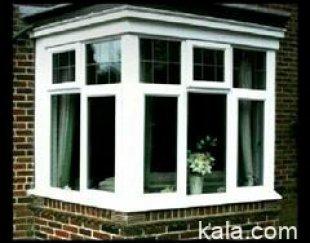 تعویض پنجرهای قدیمی با پنجره دوجداره بدون خرابی