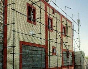 اجرای اجر نما ساختمان