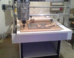 دستگاه سی ان سی ۳ محور (CNC)