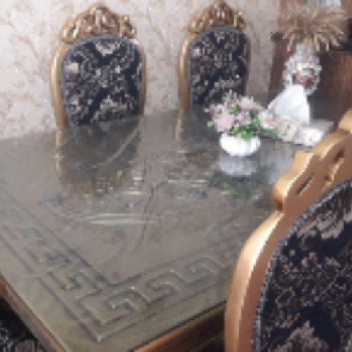 ست مبل و میز ناهار خوری(درحد نو)