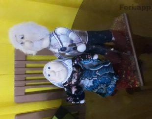 عروسک تزئینی