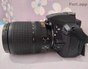دوربین عکاسی d5300 نیکون با لنز ۱۸-۱۴۰