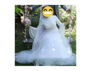 لباس عروس یایز ۴۲