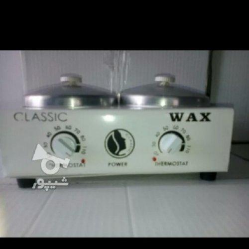 دستگاه اپلاسیون موم داغ کن دستگاه شمع