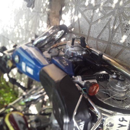 موتور سیکلت تیز پر توس مدل ۹۵