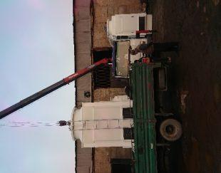 مینی چیلر ۲.۵و ۳ تن گود من در حد نو مناسب ساختمان های مسکونی و کارخانجات قارچ