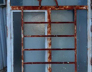 پنجره ی فلزی