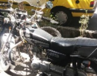 موتورسیکلت کبیر ۱۲۵ مدل ۹۳
