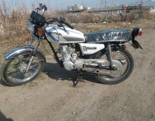 موتور ۱۵۰ کارخانه ای مدل ۸۹