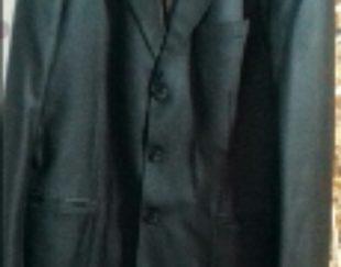 کت مشکی مردانه سایز۵۰