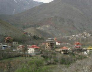 فروش باغ ۶۵۰ متر در لواسان کند علیا