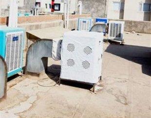 افزایش سرمای کولر با سایبان پلاس انرژی