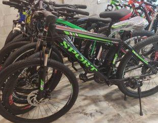 دوچرخه های جدید جورواجور آکبند