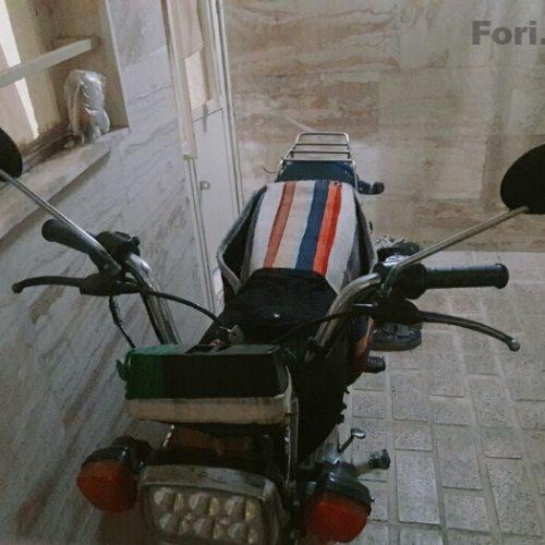 باطری اتمی موتورسیکلت وآیینه جفتی شرکتی فابریک کویر رایکا