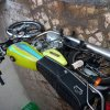 موتور هوندا ۲۰۰cc احسان استارتی