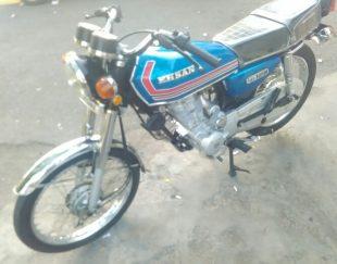 موتور دزدیده شده