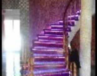 نجاری اجرای راه پله کمد دیواری لنبه