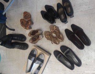 کیف و کفش و لباس نو و در حد نو