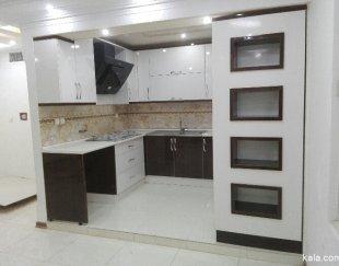 طراحی و نصب کابینت و کمد دیواری