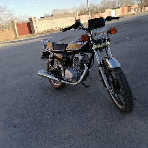 موتور ۲۰۰ شباب مدل ۹۹